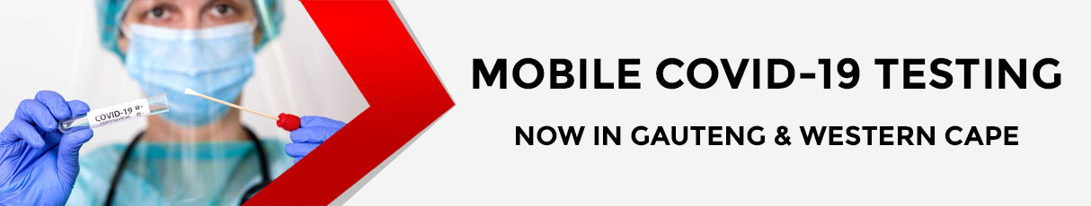 Mobile Covid Test Banner